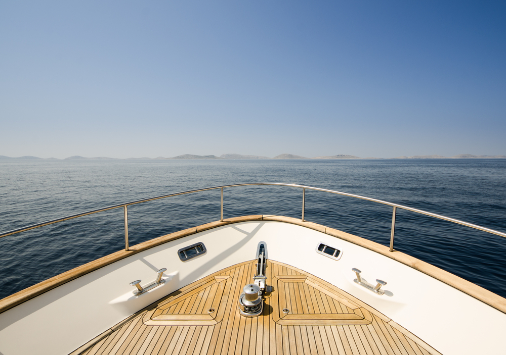 having a coast guard documented vessel